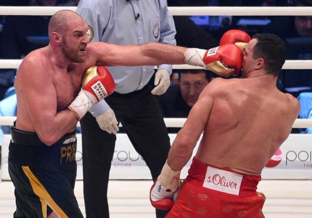 APTOPIX Germany Boxing