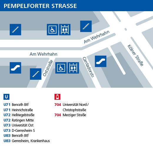 Pempelforter Straße